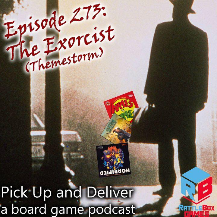 The Exorcist (Themestorm)
