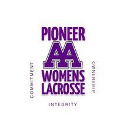 Pioneer Women's Varsity Lacrosse vs Huron 05-07-18