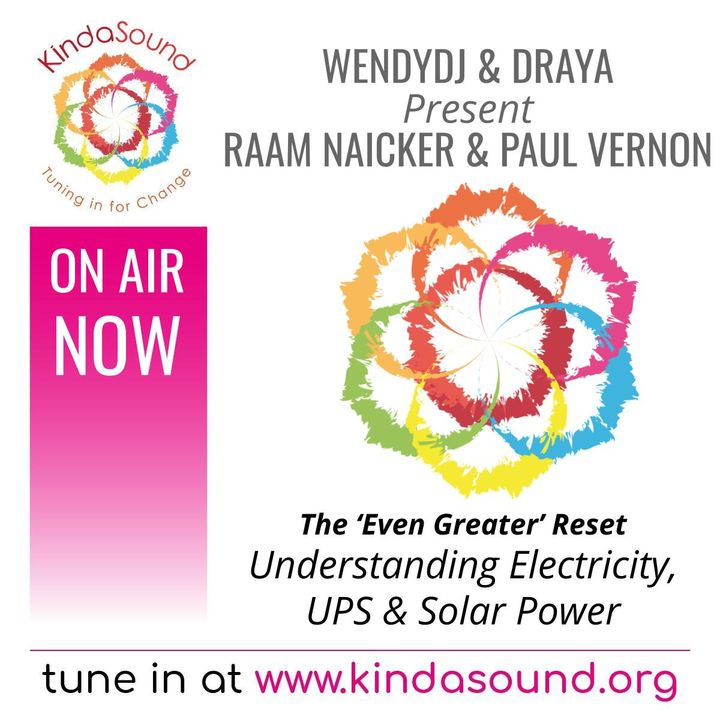 Understanding Electricity & Solar Power   The Greater Reset with WendyDJ, Draya & Guests