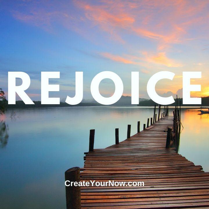2389 Rejoice
