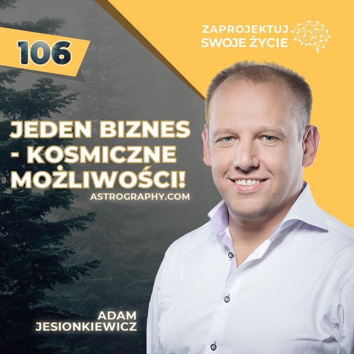 Adam Jesionkiewicz-jak zrobić startup bez inwestorów-Astrography.com