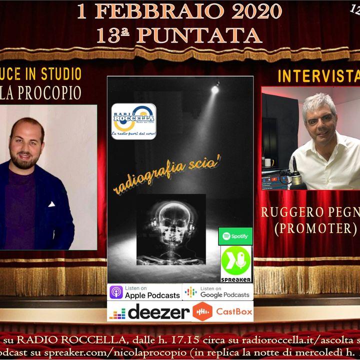 Radiografia Scio' - N.13 del 01-02-2020