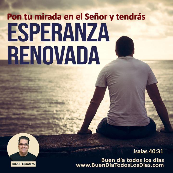 Esperanza renovadora