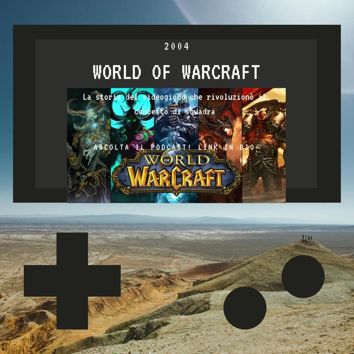 WORLD OF WARCRAFT - 2004 - puntata 24