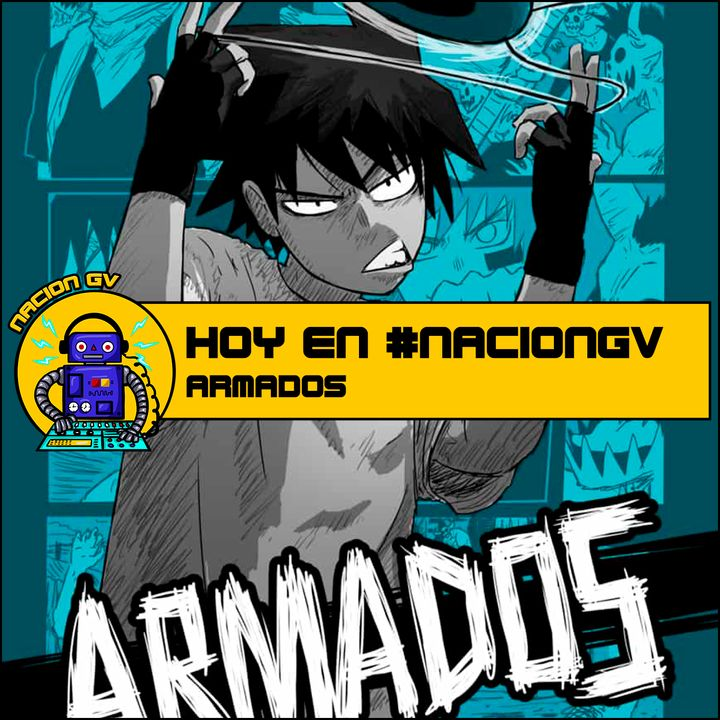 Armados   Review Manga   13 de diciembre