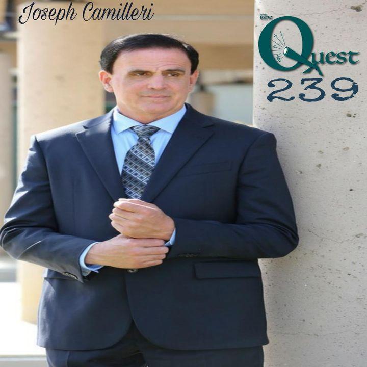 The Quest 239. Take 1...Joseph Camilleri