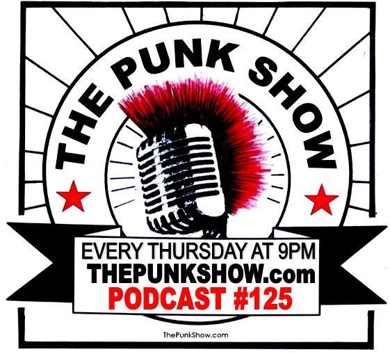 The Punk Show #125 - 08/12/2021