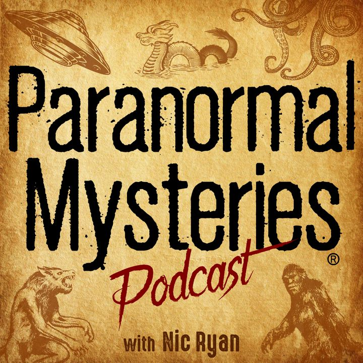 #068 | Listener Stories: UFOs, Doppelgangers & Shadow People