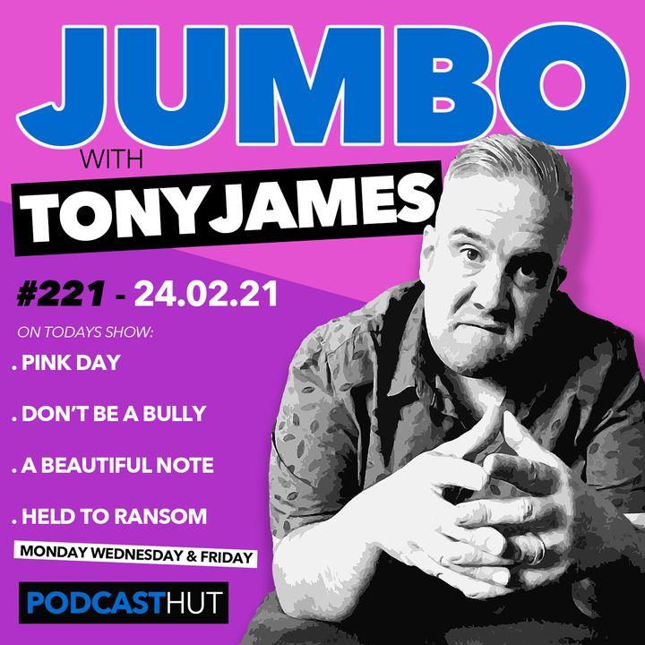 Jumbo Ep:221 - 24.02.21 - Pink Day