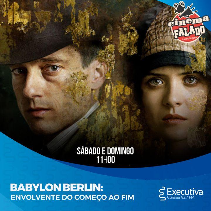 Cinema Falado - Rádio Executiva - 10 de Julho de 2021