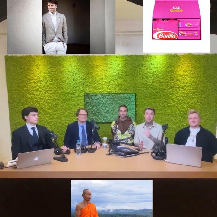 L'abito FA il Monaco - Muschio Selvaggio