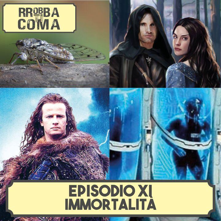 Immortalità - Episodio 011