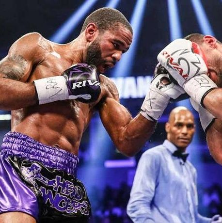 Inside Boxing Weekly:Special Guest New Welterweight Champion Lamont Peterson and Trainer Barry Hunter!
