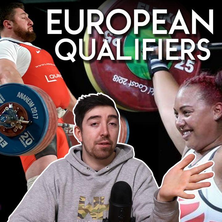 Lasha's 217 & GB's European Qualifier | WL News
