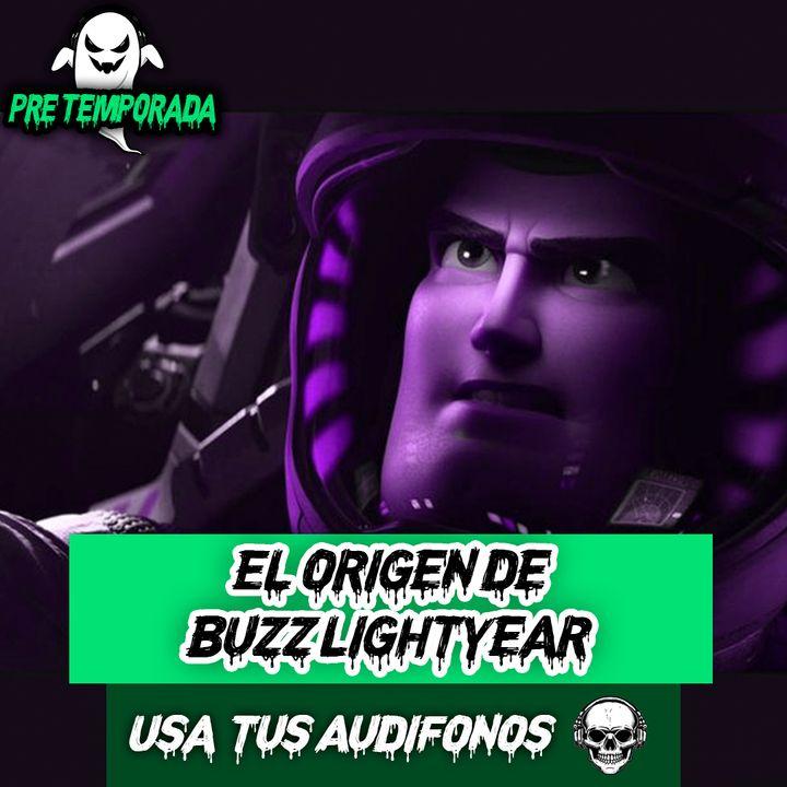 EL ORIGEN DE BUZZ LIGHTYEAR en 8D - ¡Usa tus Audífonos!