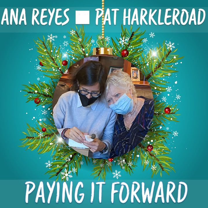 12 Days of Riskmas - Day 1 - Ana Reyes and Pat Harkleroad