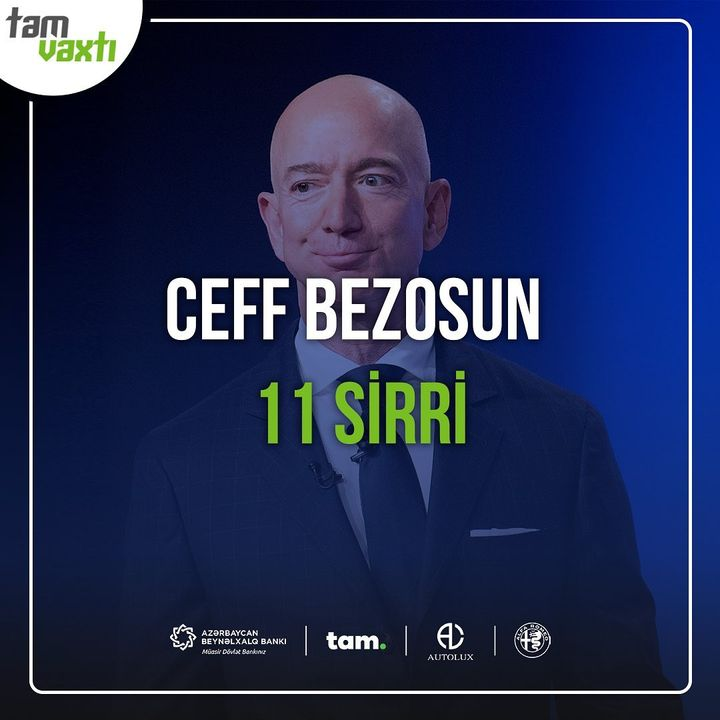 Jeff Bezosun 11 sirri   Uğur yolu #2