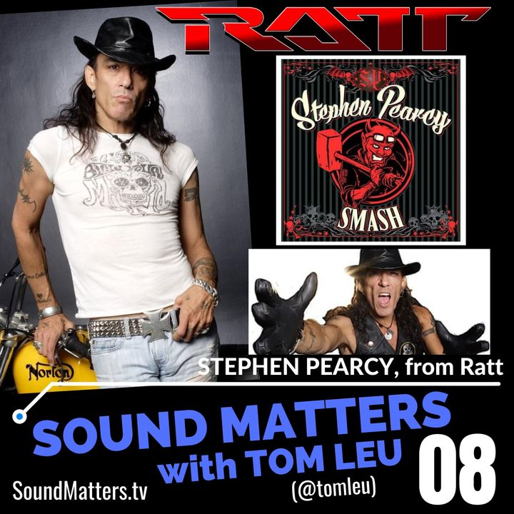 008: Stephen Pearcy from Ratt
