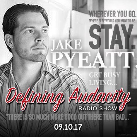 Episode 106: Jake Pyeatt