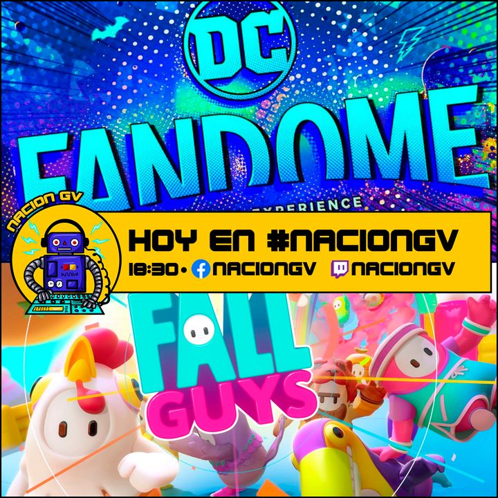 DC Fandome - 23 de agosto