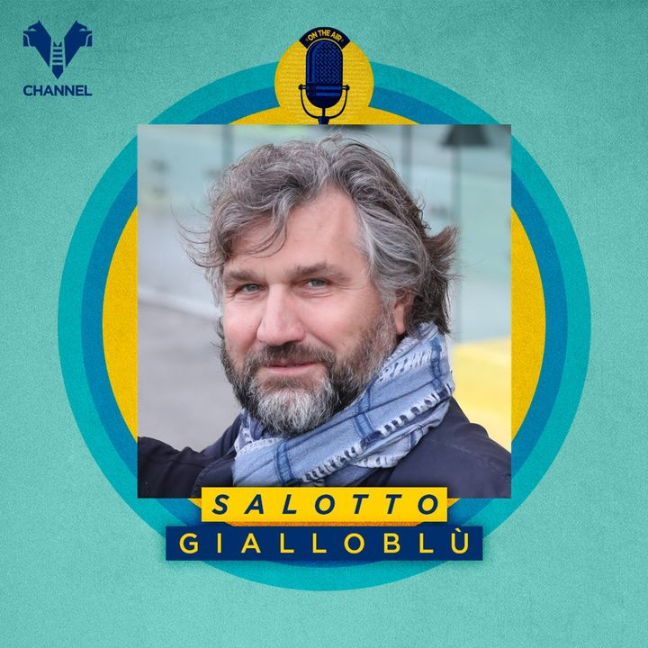 Salotto Gialloblù | Luca Mantovani | 12 aprile 2021