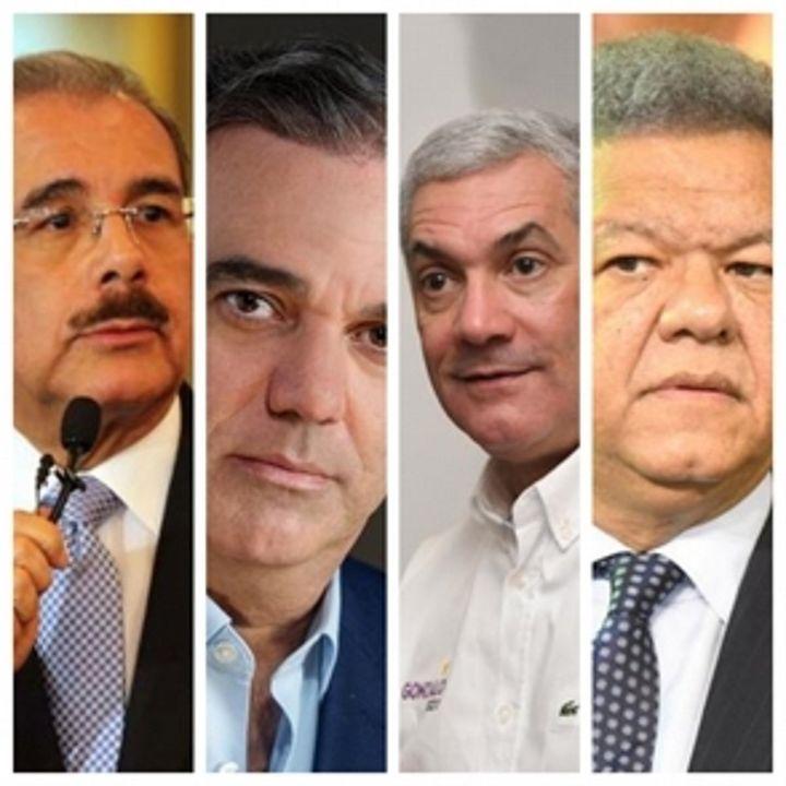 La política dominicana en tiempos de coronavirus con Julio Alberto Martínez Ruíz y Felipe Vallejos (1/3)