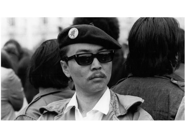 Richard Aoki, Black Panthers, & Reparations: 619-768-2945