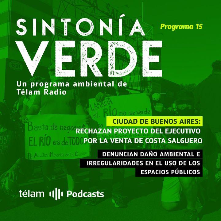 Ciudad de Buenos Aires: Rechazan proyecto del Ejecutivo por la venta de Costa Salguero (1ra Parte)