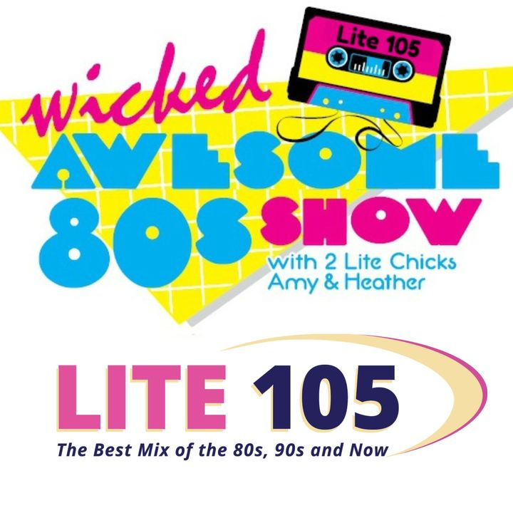 BARRY MANILOW on the WICKED AWESOME 80s SHOW on Lite 105!