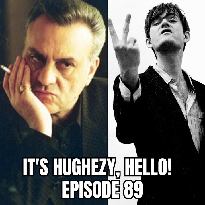 """Ep. 89: Vincent """"Johnny Sack"""" Curatola & Pulp"""