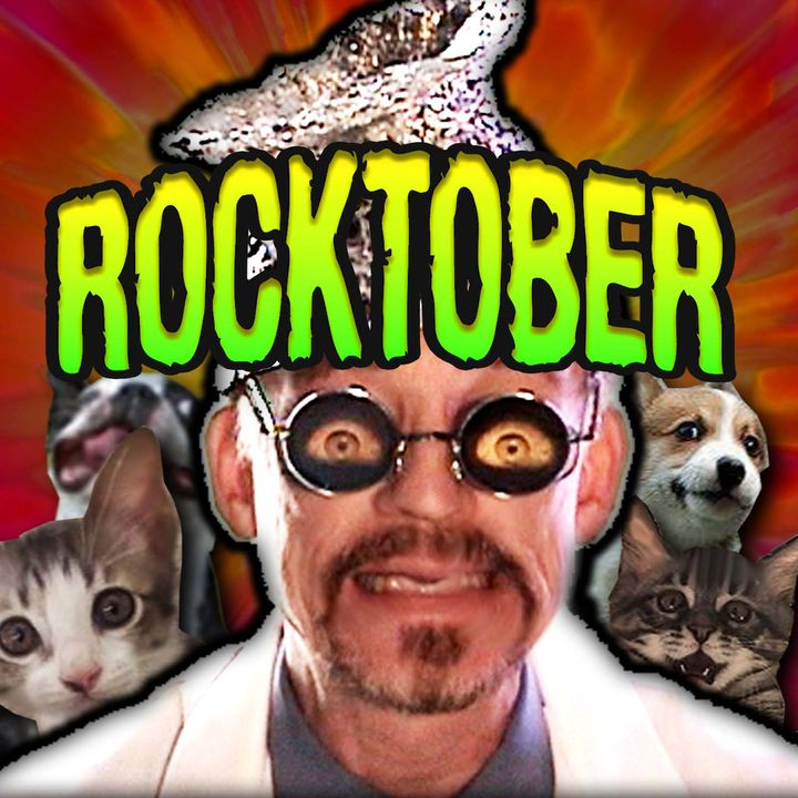 "Doctor I. M. Paranoid ""Rocktober2020"""