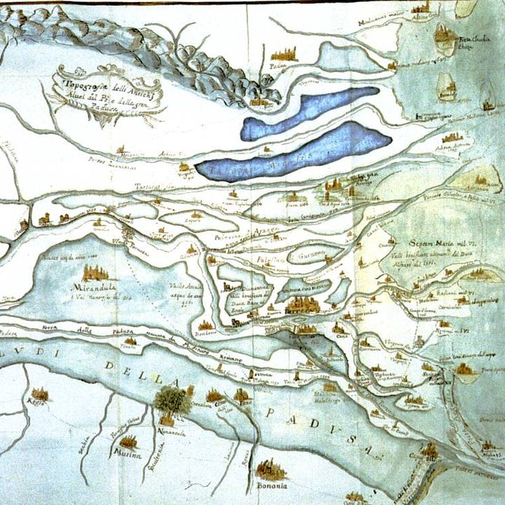 5 maggio 1600, inizia la realizzazione del Taglio di Porto Viro - #AccadeOggi - s01e31