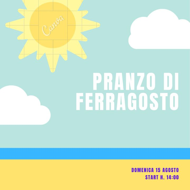 Pranzo di Ferragosto - puntata del 15 agosto 2021