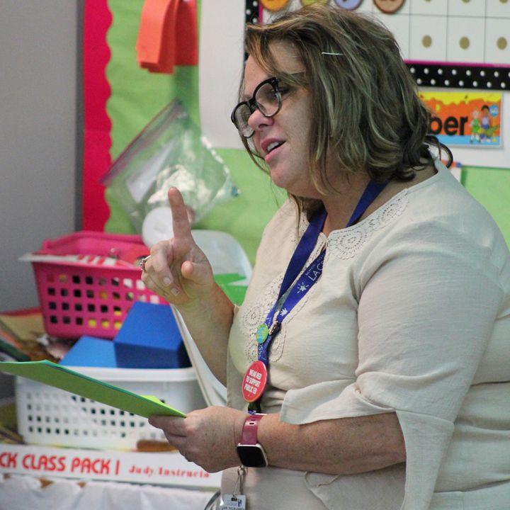 LPEF Gold Star Educators Podcast Series, Tracy Taylor Johnson