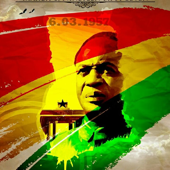 #Commonsins Podcast: Reflections On Pan-Africanism & Ghana's independence