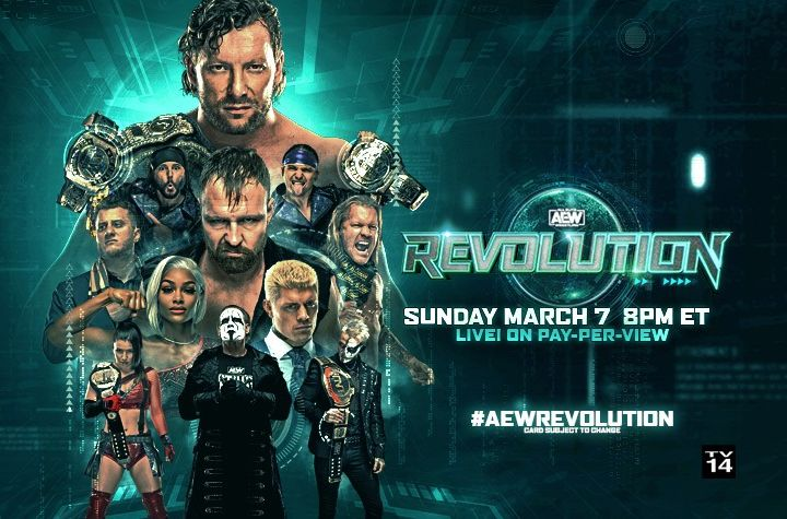AEW Revolution Review