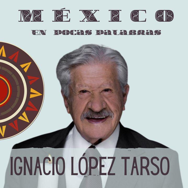 Ignacio López Tarso  Biografía corta con Juan Ignacio Aranda