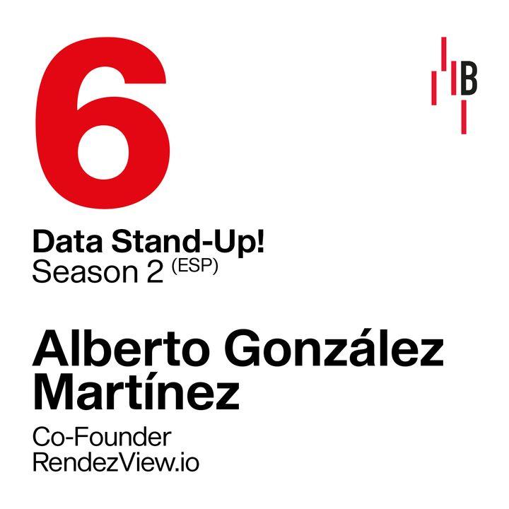 Alberto González · Co-Founder en Rendez View  // Bedrock @ LAPIPA_Studios