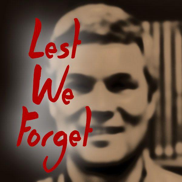 TSP139 - The Undefinable Spirit: Lest We Forget - With historian/writer Hugh Brewster.