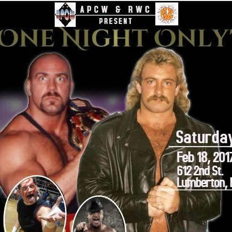 2016-02-18 Promo Audio ONE NIGHT ONLY