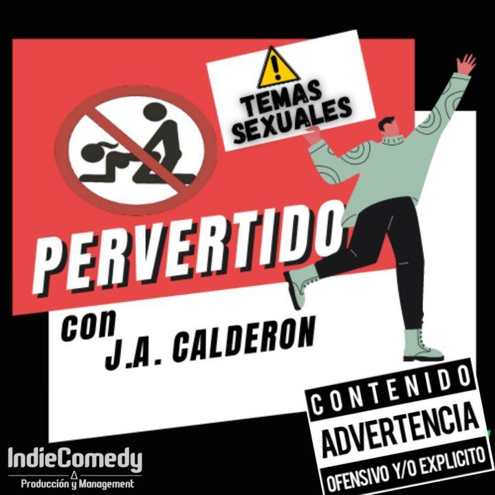 Pervertido podcast de J.A. Calderón