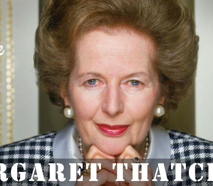 Margaret Thatcher, la Lady di ferro che ha segnato un'epoca