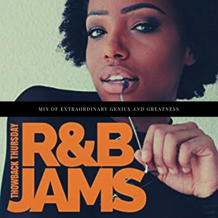 Throwback Thursday R&B Jams