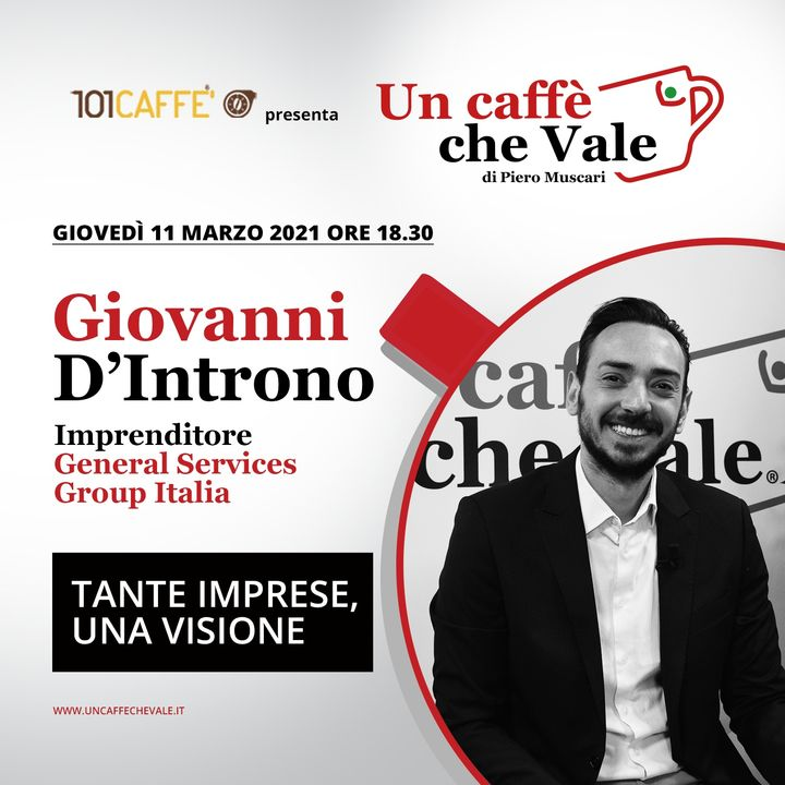 Giovanni D'Introno: Tante imprese, una visione