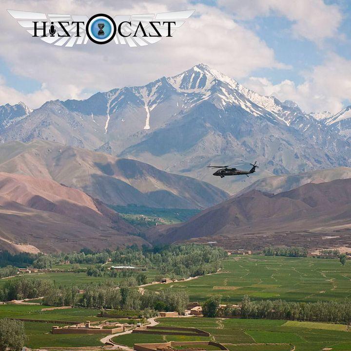 HistoCast 147 - Geopolítica y Afganistán