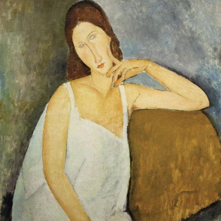#24 Modigliani  - L'artista maledetto