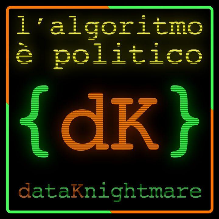 DataKnightmare 1x32 - Convenzionami questo!