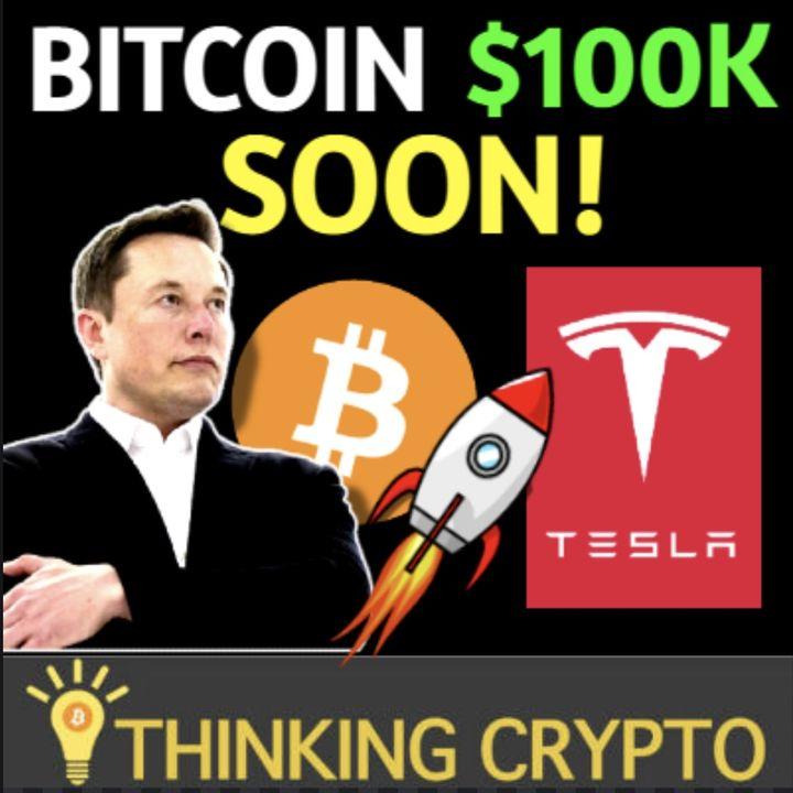 Elon Musk & Tesla Buy $1.5 Billion in Bitcoin & Will Accept BTC As Payment!