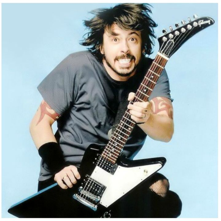 Life Lessons From Dave Grohl