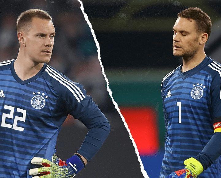 Il dualismo Neuer-Ter Stegen: chi dovrebbe indossare la numero 1 della Mannschaft?